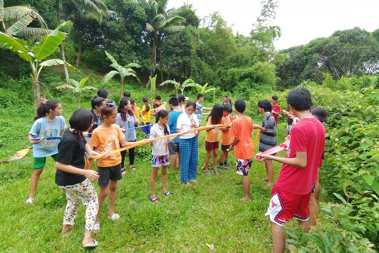 Jeugdkamp 2021 Pasuk Foundation